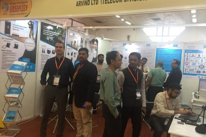 21st Indian International Security Expo